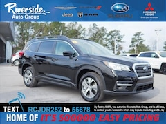2019 Subaru Ascent Premium SUV 4S4WMACD8K3460278 for sale in New Bern, NC at Riverside Subaru