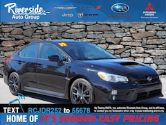 New 2019 Subaru WRX Premium Sedan for sale in New Bern, NC at Riverside Subaru