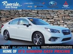 New 2019 Subaru Legacy 2.5i Limited Sedan for sale in New Bern, NC at Riverside Subaru