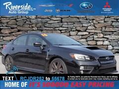 Used 2016 Subaru WRX Limited Sedan for sale in New Bern, NC at Riverside Subaru