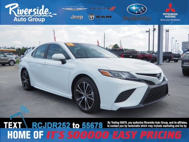 Toyota Of New Bern >> Used 2018 Toyota Camry L For Sale In New Bern Near Havelock
