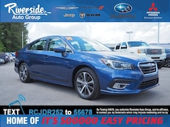 Used 2019 Subaru Legacy 2.5i Sedan for sale in New Bern, NC at Riverside Subaru