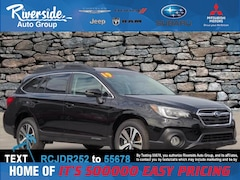New 2019 Subaru Outback 2.5i Limited SUV for sale in New Bern, NC at Riverside Subaru