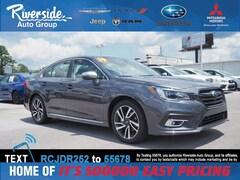 New 2019 Subaru Legacy 2.5i Sport Sedan for sale in New Bern, NC at Riverside Subaru