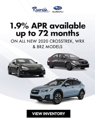 2020 1.9% APR for 72 Months
