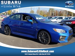 New 2019 Subaru WRX Sedan for sale in Little Rock, AR
