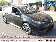 New 2018 Toyota Corolla iM Base Hatchback for sale Philadelphia
