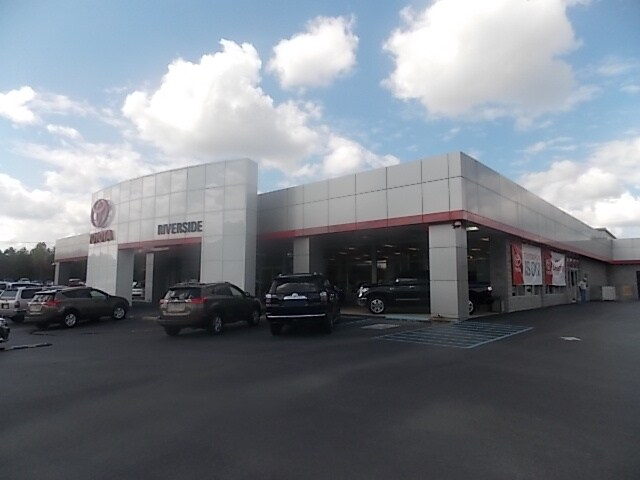 Riverside Toyota New Toyota Dealership In Rome Ga 30161