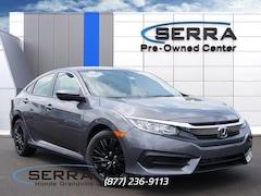 2016 Honda Civic LX Sedan For Sale in Grandville, MI
