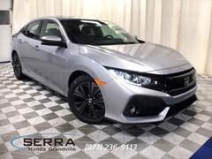 2019 Honda Civic EX Hatchback For Sale in Grandville, MI