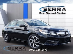 2016 Honda Accord EX-L Sedan For Sale in Grandville, MI