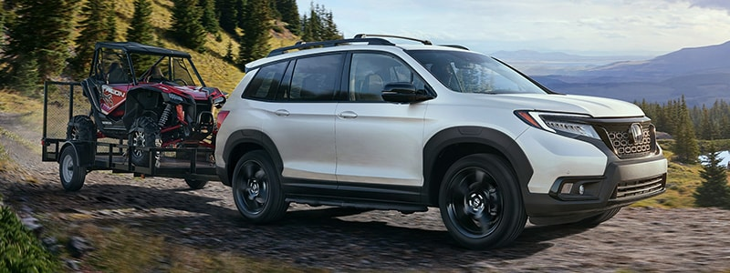 2019 Honda Passport Grandville Michigan