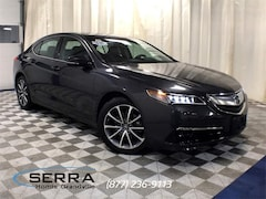2016 Acura TLX TLX 3.5 V-6 9-AT P-AWS with Technology Package Sedan For Sale in Grandville, MI