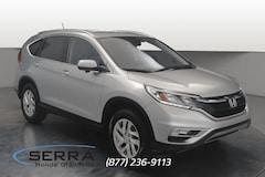 2015 Honda CR-V EX-L AWD SUV For Sale in Grandville, MI