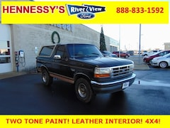 1994 Ford Bronco XLT SUV