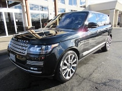 Used 2014 Land Rover Range Rover 5.0L V8 Supercharged Autobiography SUV Boston Massachusetts