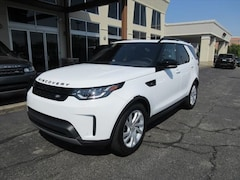 Used 2018 Land Rover Discovery HSE SUV Boston Massachusetts