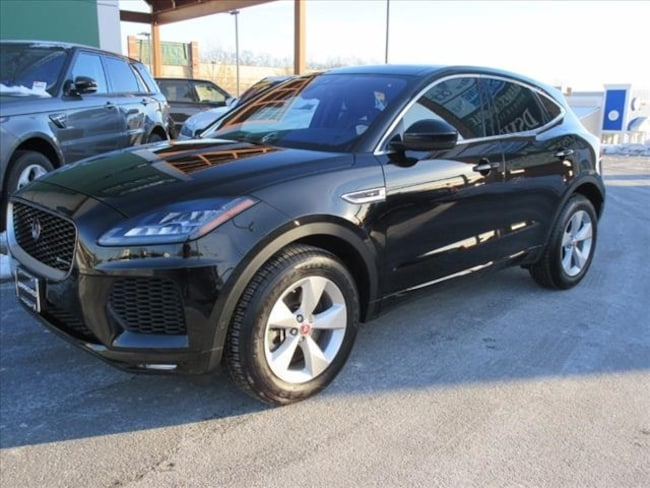 Certified Pre-Owned 2018 Jaguar E-PACE R-Dynamic SUV For Sale Near Boston Massachusetts