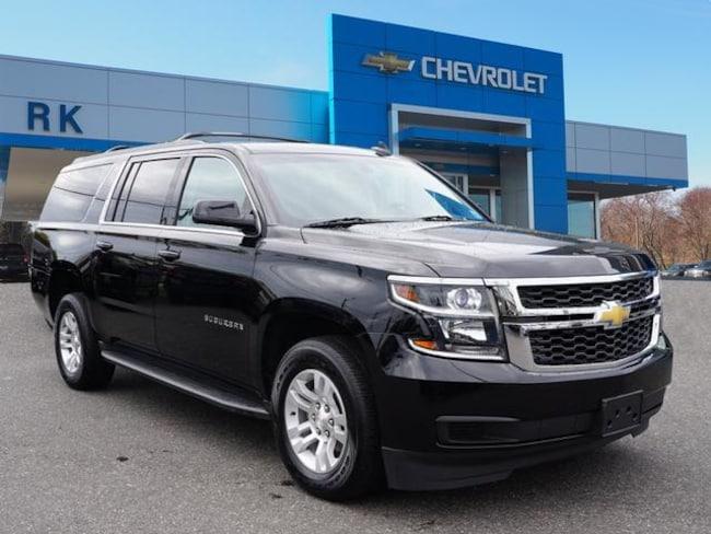 2016 Chevrolet Suburban LS SUV