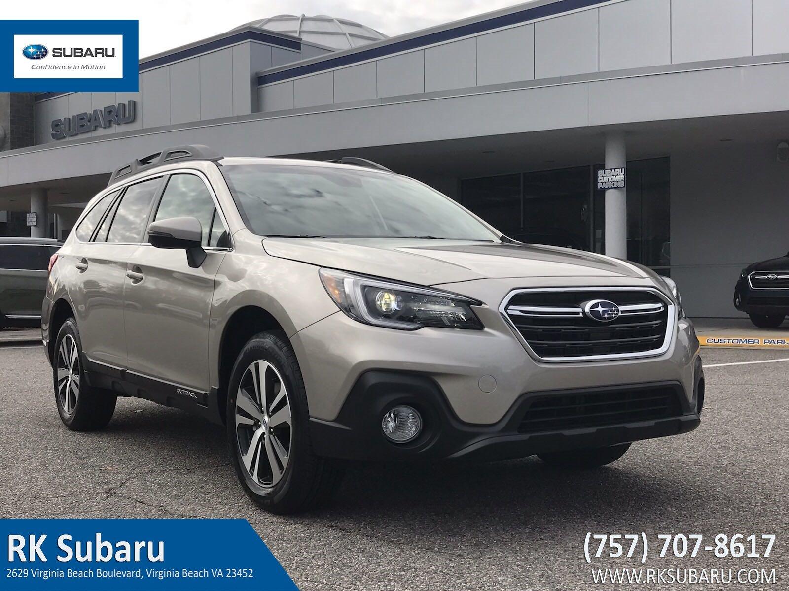 2019 Subaru Outback Premium 2.5i Premium 4S4BSAHC2K3251199