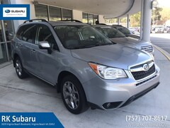 Certified Pre-Owned 2016 Subaru Forester 2.5i Touring CVT 2.5i Touring PZEV JF2SJAXC1GH540885 in Virginia Beach