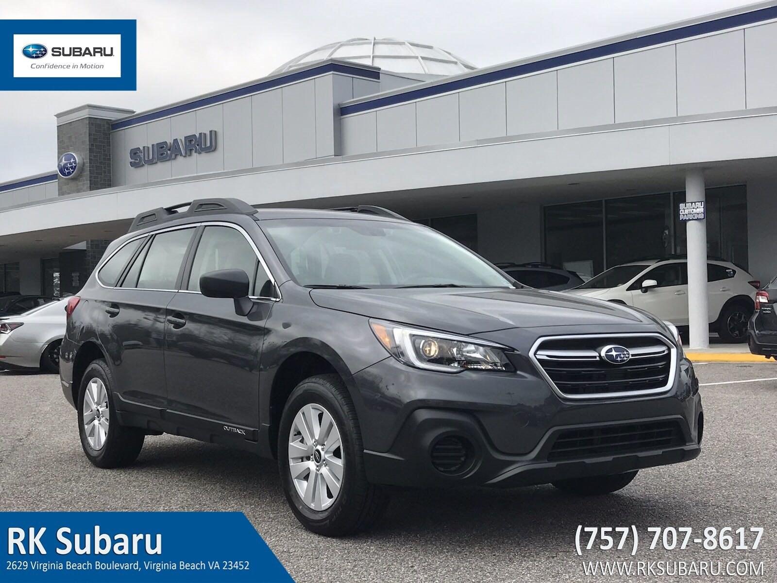 2019 Subaru Outback 2.5i 4S4BSABC0K3251825