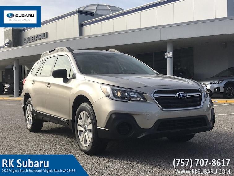 New 2019 Subaru Outback 2.5i SUV For Sale in Virginia Beach, VA