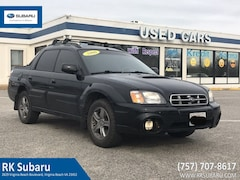 2006 Subaru Baja Turbo w/Leather Pkg Turbo Auto w/Leather Pkg Virginia Beach