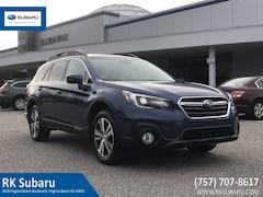 New 2019 Subaru Outback 2.5i Limited SUV 297376 for sale in Virginia Beach, VA