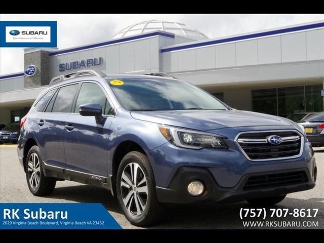 2018 Subaru Outback Limited 2.5i Limited 4S4BSANC5J3341370