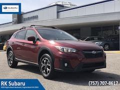 New 2019 Subaru Crosstrek 2.0i Premium SUV 298060 for sale in Virginia Beach, VA