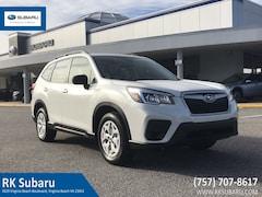 New 2019 Subaru Forester Standard SUV 296605 for sale in Virginia Beach, VA