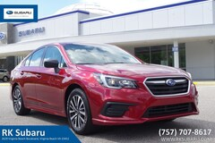 New 2019 Subaru Legacy 2.5i Sedan 296379 for sale in Virginia Beach, VA