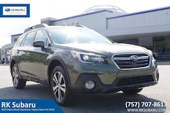 Certified Pre-Owned 2019 Subaru Outback Limited 2.5i Limited 4S4BSANC2K3251983 in Virginia Beach