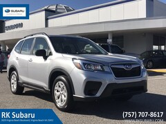 New 2019 Subaru Forester Standard SUV 297810 for sale in Virginia Beach, VA