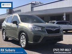 2019 Subaru Forester Base 2.5i