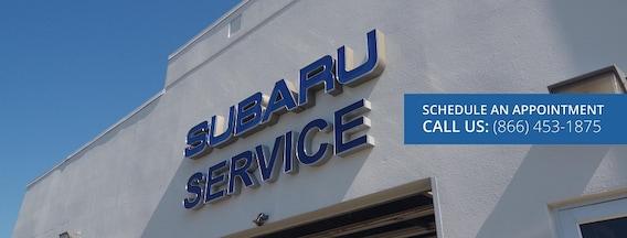 Subaru Service in Virginia Beach, VA