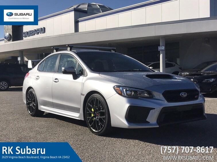 New 2019 Subaru WRX STI Sedan For Sale in Virginia Beach, VA