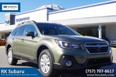New 2019 Subaru Outback 2.5i Premium SUV 296777 for sale in Virginia Beach, VA