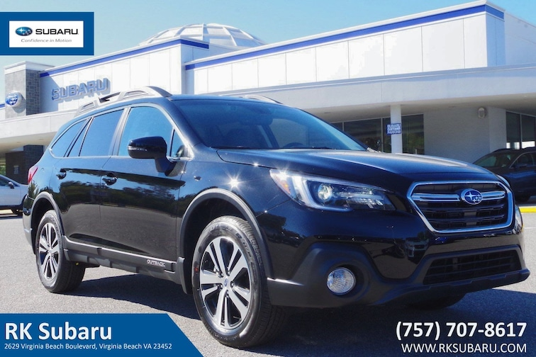New 2019 Subaru Outback 2.5i Limited SUV For Sale in Virginia Beach, VA