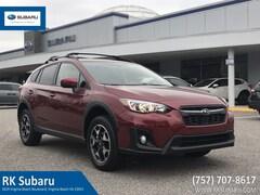 New 2019 Subaru Crosstrek 2.0i Premium SUV 297618 for sale in Virginia Beach, VA