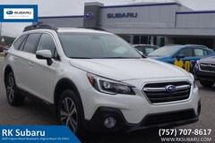 New 2019 Subaru Outback 2.5i Limited SUV 296320 for sale in Virginia Beach, VA