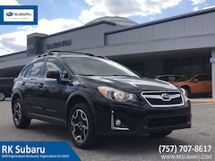 Used 2016 Subaru Crosstrek Limited CVT 2.0i Limited JF2GPALC4G8236363 Virginia Beach