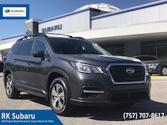 Used 2019 Subaru Ascent Premium 2.4T Premium 7-Passenger 4S4WMAFD6K3439814 Virginia Beach