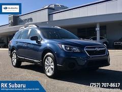 New 2019 Subaru Outback 2.5i SUV 297449 for sale in Virginia Beach, VA