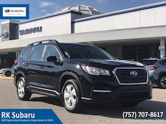 New 2019 Subaru Ascent Standard 8-Passenger SUV 297731 for sale in Virginia Beach, VA