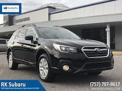 New 2019 Subaru Outback 2.5i Premium SUV 297044 for sale in Virginia Beach, VA