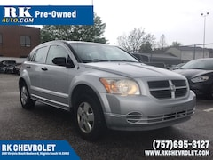 Used 2007 Dodge Caliber HB FWD 1B3HB28B67D183715 under $5,000 for Sale in Virginia Beach
