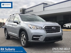 New 2019 Subaru Ascent Premium 8-Passenger SUV 297589 for sale in Virginia Beach, VA