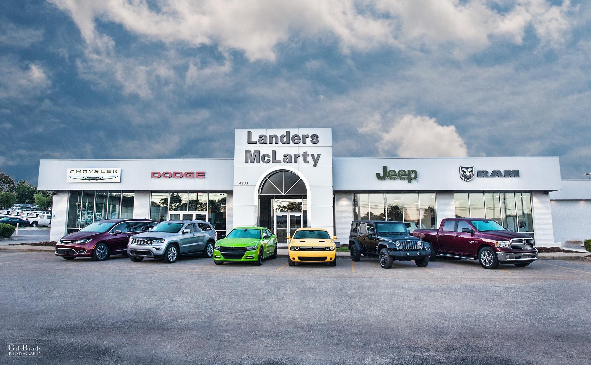 Landers Mclarty Chevrolet >> RML Automotive Locations | RML Automotive